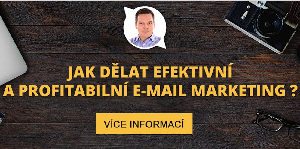 Školení Efektivní a profitabilní e-mail marketing